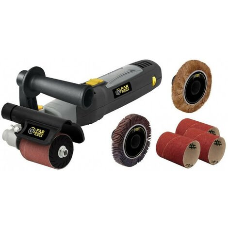 Rénovateur de précision RDP601 300W FAR TOOLS + accessoires