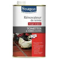 Rénovateur de teinte de tomette 1L Starwax