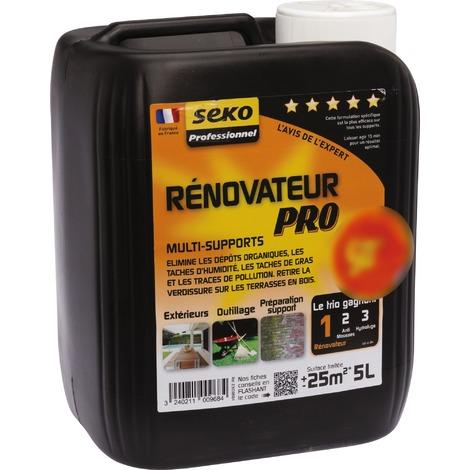 Rénovateur multi-supports Pro Seko professionnel - Bidon 5 l