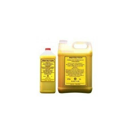 Renovateur parquet vitrifie - couleur:chêne clairprésentation:bidon volume:5 l