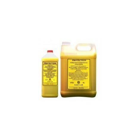 Renovateur parquet vitrifie - couleur:chêne clairprésentation:bouteille volume:1 l