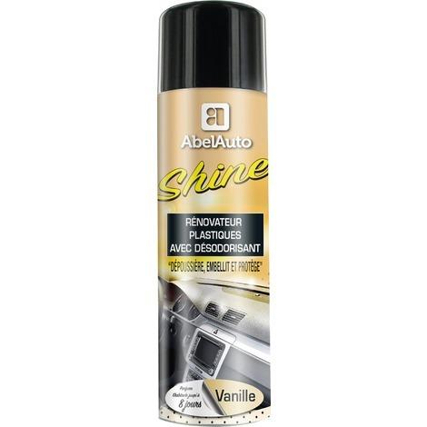 Rénovateur plastique avec désodorisant Shine AbelAuto - Senteur vanille