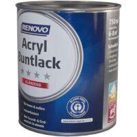 Renovo Acryl-Buntlack 0,375/0,75/2,5 Liter