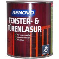 Renovo Fenster&Türenlasur 0,75 / 2,5 Liter