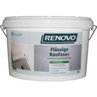 Renovo Rauhfaser flüssig weiss 5 / 10 Liter
