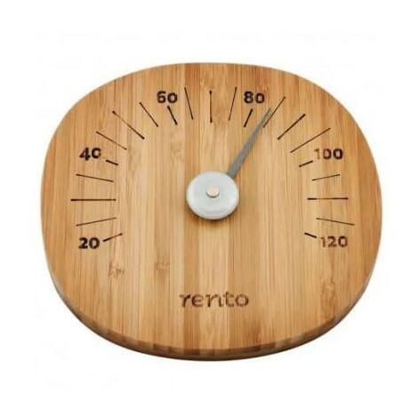 RENTO Bambusthermometer für Sauna 1