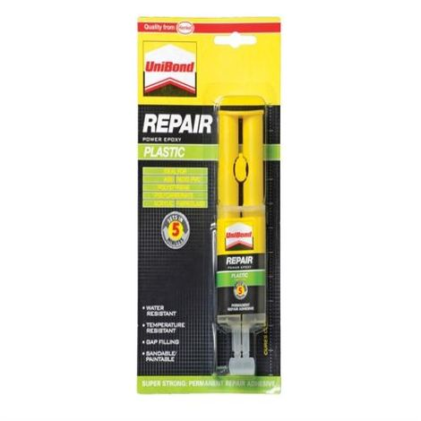 Repair Plastic 25ml