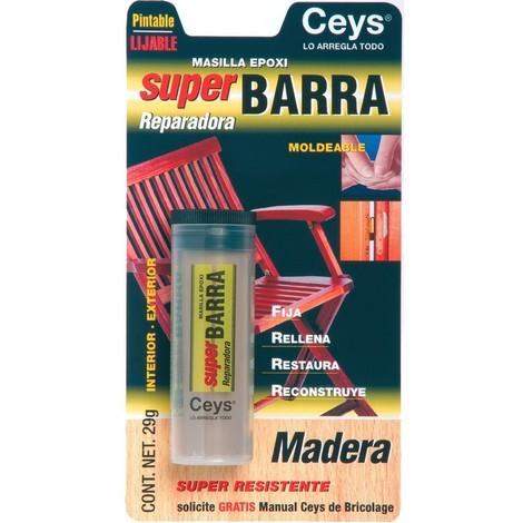 Reparador Epoxi Barra Madera - CEYS - 505025 - 23 G