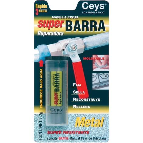 Reparador Epoxi Barra Metal - CEYS - 505026 - 47 G