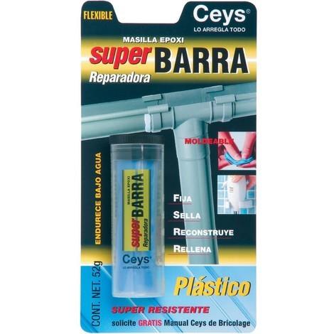 Reparador Epoxi Barra Plastico - CEYS - 505031 - 47 G
