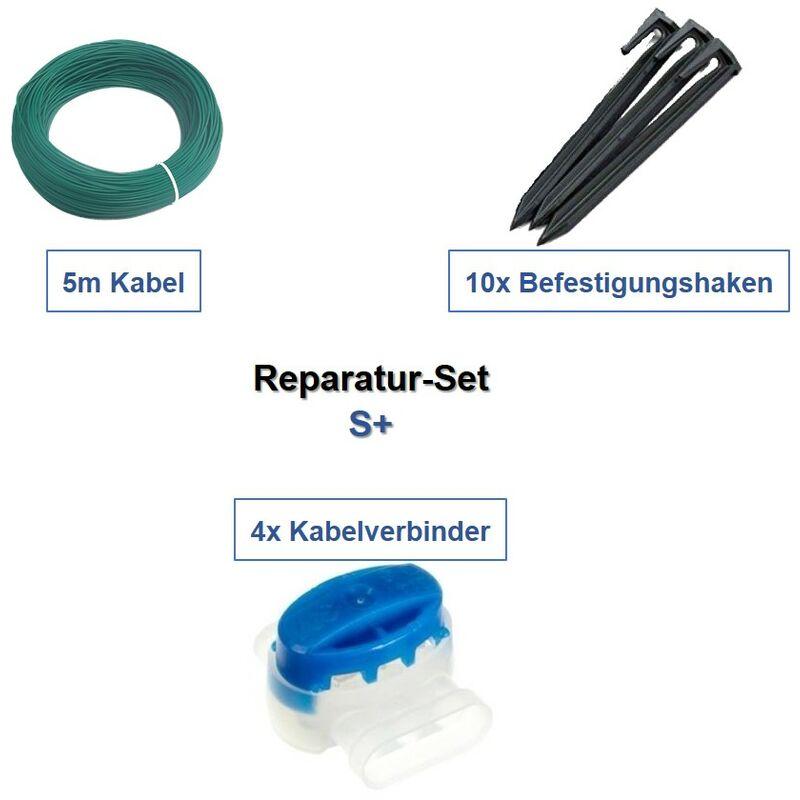 Reparaturset S Robomow Kabel Haken Verbinder Reparatur Paket