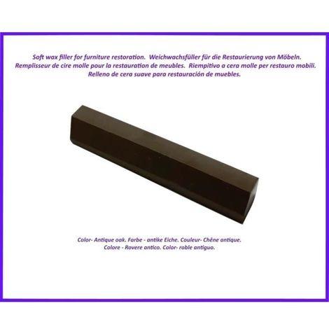 Reparatur Wachs zur von Holz- und Laminatböden, zur Möbelreparatur. Farbe -antike Eiche
