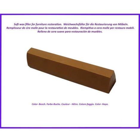 Reparatur Wachs zur von Holz- und Laminatböden, zur Möbelreparatur. Farbe -Birke.