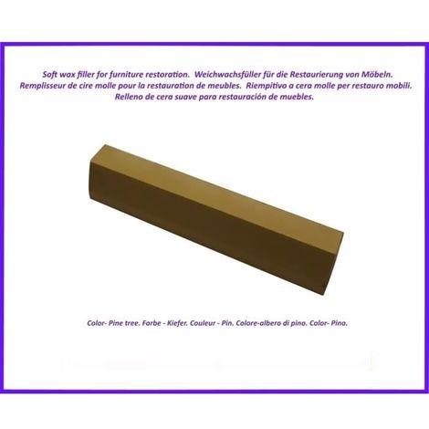 Reparatur Wachs zur von Holz- und Laminatböden, zur Möbelreparatur. Farbe -Kiefer.