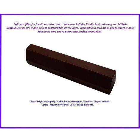 Reparatur Wachs zur von Holz- und Laminatböden, zur Möbelreparatur. Farbe -Mahagoni.