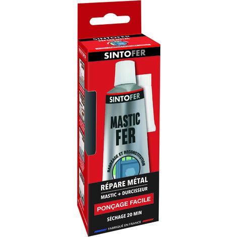 Répare Métal standard 115g SINTO - Blanc