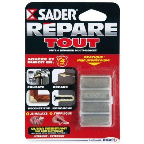 Répare tout, box de 75 unités : 40 tubes et 35 doses - SADER