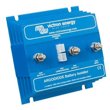 Répartiteur à diodes Argo 2 batteries (Ampérage : 80 A)