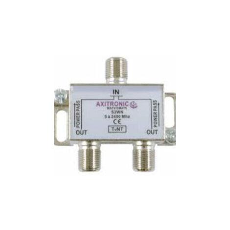 Répartiteur Bis 2250 Mhz - 2 Sorties - S2W - CAE