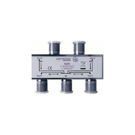 Répartiteur Bis 2250 Mhz - 4 Sorties - S4W - CAE