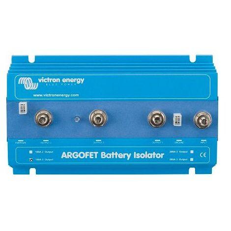 Répartiteur de charge 3 batteries Argo FET Victron (Ampérage : 200 A)