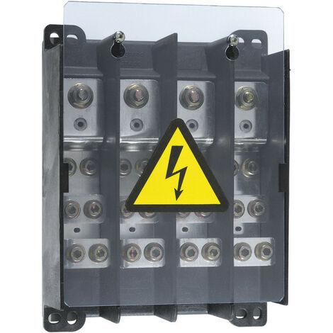 Répartiteur de puissance extra plat pour cosses 250A (037400)
