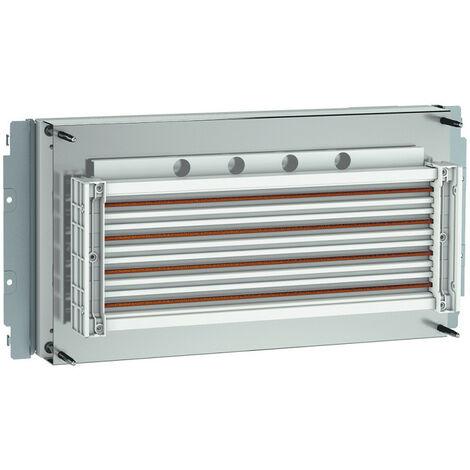 Répartiteur de rangée HXIS223 400A 24 modules avec alimentation par pinces (404660)