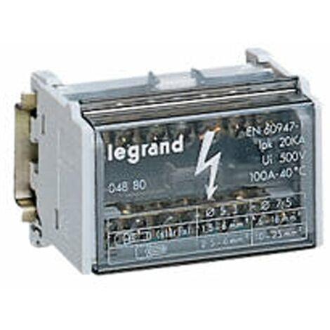 """main image of """"Répartiteur modulaires monoblocs - Legrand"""""""