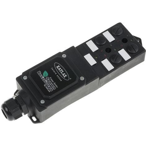 Répartiteur pour capteurs/actionneurs RS PRO, 5 broches M12 M12