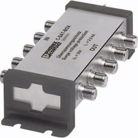 Répartiteur SAT antisurtension Phoenix Contact C-SAT-BOX 2880561
