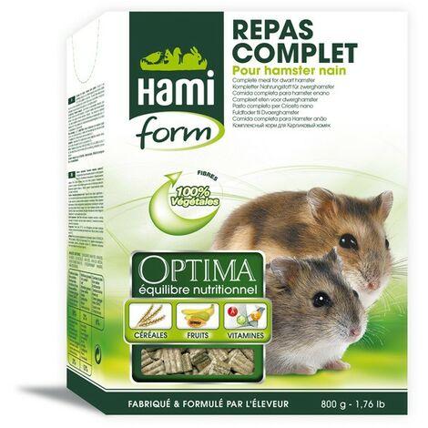 Repas special hamster nain 800 gr