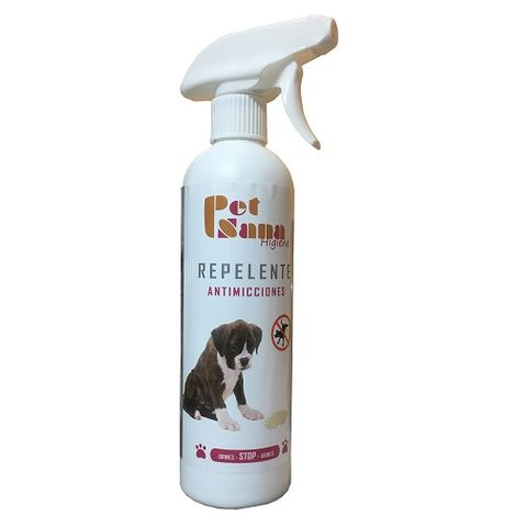 Repelente en Spray PET SANA Contra Micciones y Orines de perros y gatos - 500 ml