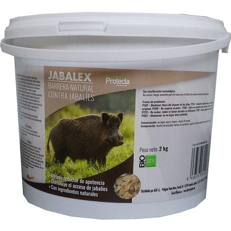 Repelente granulado para jabalís JABALEX - 10 kg (5 x 2 kg)