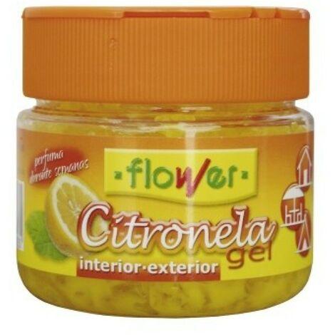 Repelente mosquitos gel flower citronella 1-20523