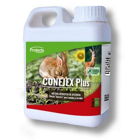 Repelente para conejos y ciervos CONEJEX PLUS - 1 litro