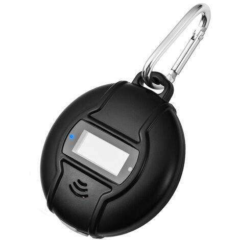 Repelente ultrasonico de plagas, con energia solar y repelente de mosquitos USB
