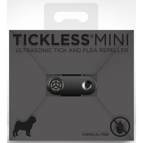 Repelente ultrasónico Negro Tickless TICKLESS-MO1BL