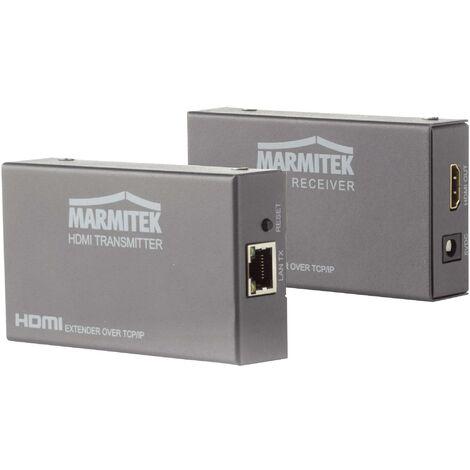 Répéteur HDMI via câble réseau CAT5e Marmitek 120 m S501731