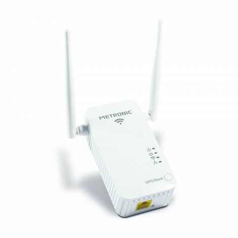 Répéteur wifi 300 mbits/s, METRONIC