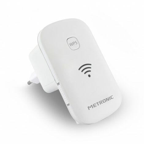 Répéteur WiFi 300 Mbps avec bouton On/Off
