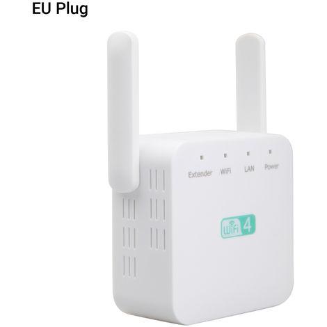 Repetidor inalambrico, Wi-Fi a Internet de senal Enhancer amplificador de refuerzo, WiFi Range Extender