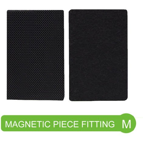 Replaceable Magnetic Piece Fitting for Magnetic Aquarium Fish Tank Algae Glass Cleaner Magnetic Clean Brush Piece