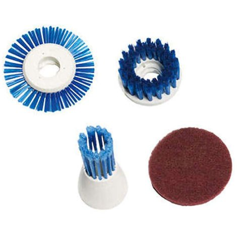 Replacement 4pc Brush Set for 107123