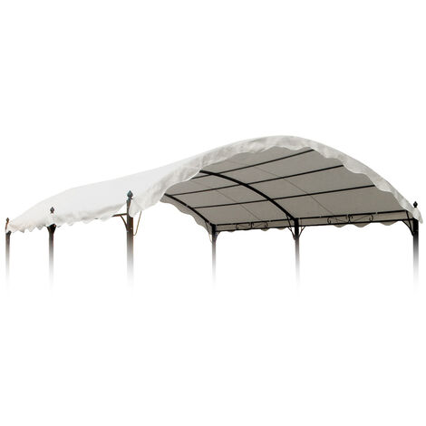 Replacement canopy 3x4m with UV protection for our Onda garden gazebo.