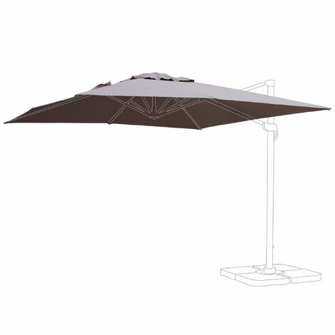 Replacement Canopy for 3x3m Falgos parasols