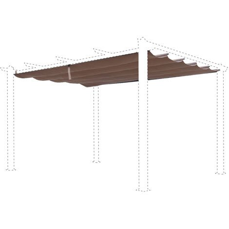 Replacement Canopy for 3x4m Condate