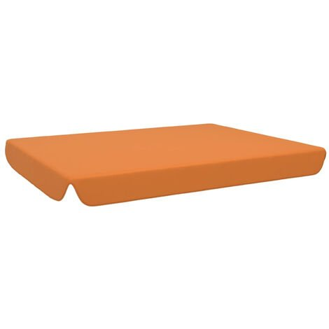 Replacement Canopy for Garden Swing Terracotta 192x147 cm