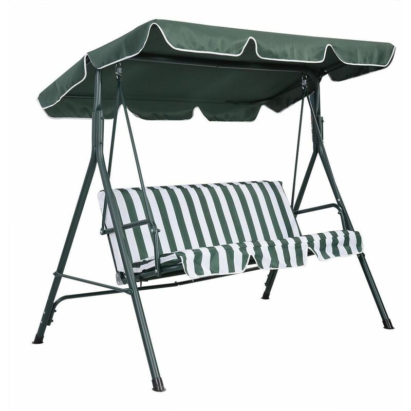 Replacement Canopy For Swing Seat 2 Seater Sizes Garden