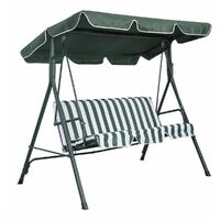 Replacement Canopy For Swing Seat 2 Seater Sizes Garden Hammock Cover