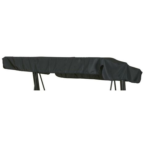 Replacement Canopy For Vienna 2 Seater Hammock Black